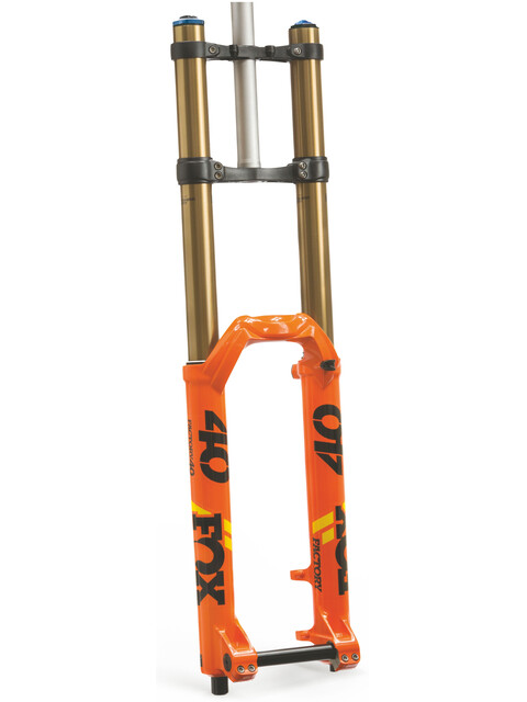 "Fox Racing Shox 40K Float F-S Grip2 Boost joustohaarukka 27,5"" 203mm 20TAx110 Boost , oranssi"